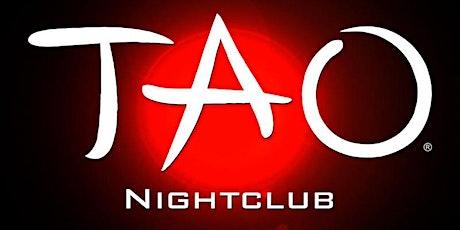 TAO NIGHTCLUB - SATURDAYS tickets