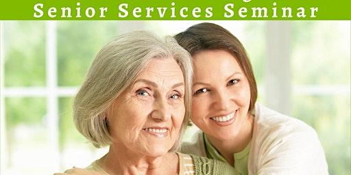 Easier Living Senior Services Seminar