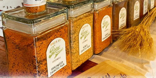 Pop-up Spice Shop at Assclown Brewing