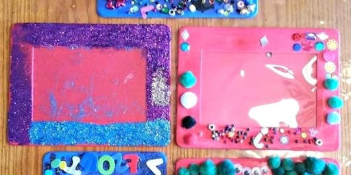 Create a Picture Frame at Korumburra Library - School Holiday Program