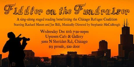 Fiddler on the Fundraiser tickets