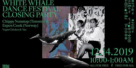White Whale Dance Festival Closing Party tickets