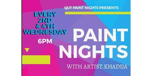 Paint Night at Port City