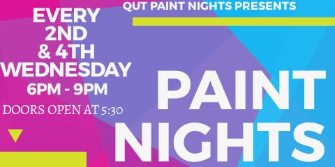Paint and Puff Night at Port City