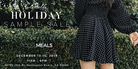 Cleobella Holiday Sample Sale tickets