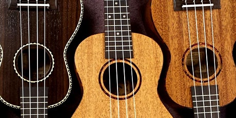 Beyond Beginner Ukulele Lessons @ Woolgoolga Library tickets