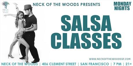 Salsa Classes tickets