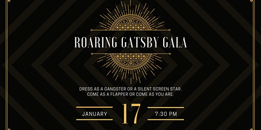 Roaring Gatsby Gala
