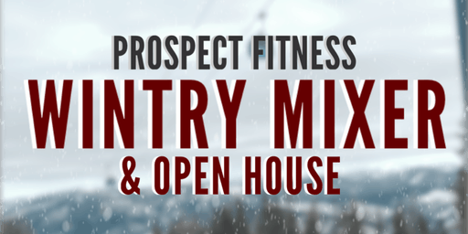 Prospect Fitness Wintry Mixer