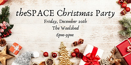 theSPACE Christmas Party tickets
