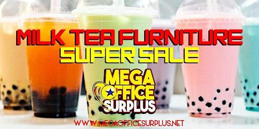 BoBa Milk Tea Furniture Sale Bazaar in Cavite
