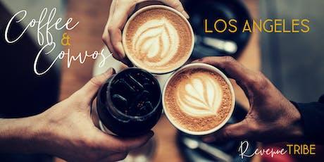Coffee & Convos - Los Angeles! tickets