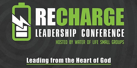 2020 ReCharge Small Group Leadership Conference tickets