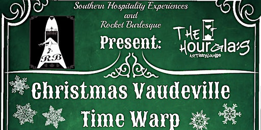Christmas Vaudeville Time Warp Brunch
