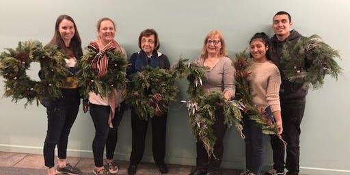 RCMP Holiday Wreath & Decor Workshop at Arthouse