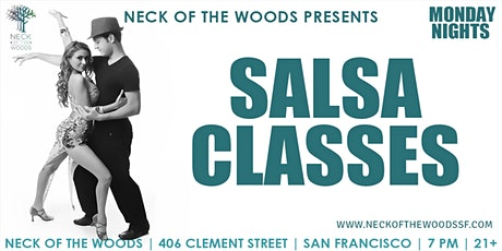 Salsa Classes tickets