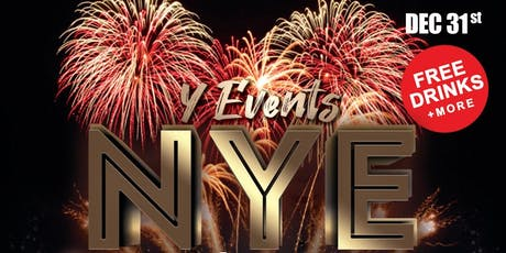 Yevents x JAM | Exclusive NYE Penthouse Party tickets