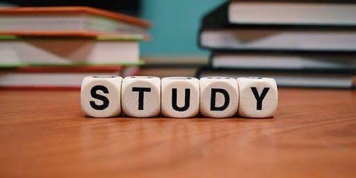 Finals Study Sesh