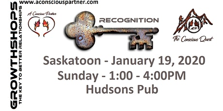 The Conscious Quest - Recognition - What does it mean to RECOGNIZE? tickets