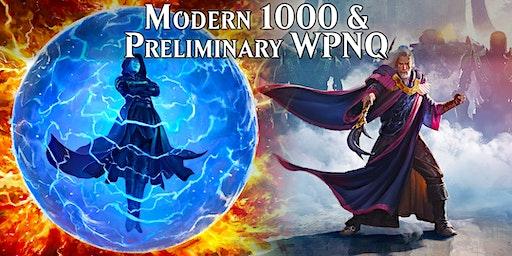 WPNQ Preliminary Modern 1K Qualifier