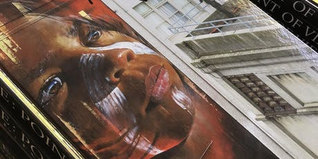 ADNATE Book Launch tickets