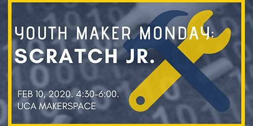 Youth Maker Monday: Scratch Jr.