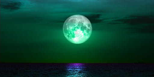 FREE Powerful  Full Moon Meditation - Rest, Restore ,Release & Clarity !