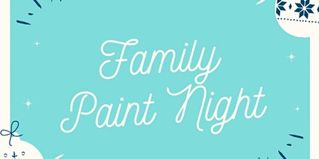 Family Paint Night tickets