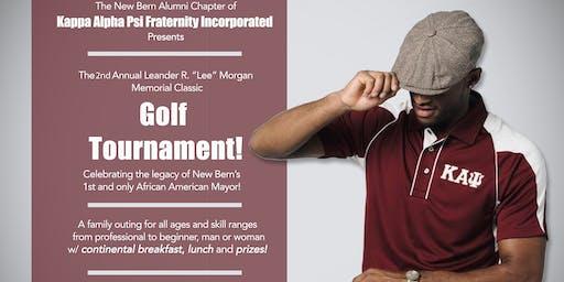 "The 2nd Annual Leander R. ""Lee"" Morgan Memorial Golf Classic!"