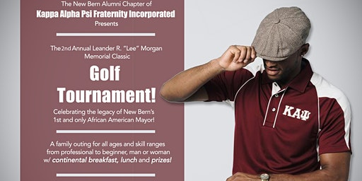 "The 2nd Annual Leander R. ""Lee"" Morgan Memorial Golf Classic!"