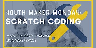 Youth Maker Monday: Scratch Coding
