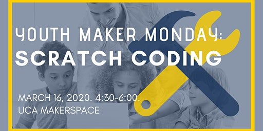 Youth Maker Monday: Scratch Coding