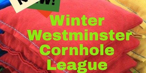 Westminster COED Cornhole League