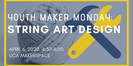 Youth Maker Monday: String Art Design