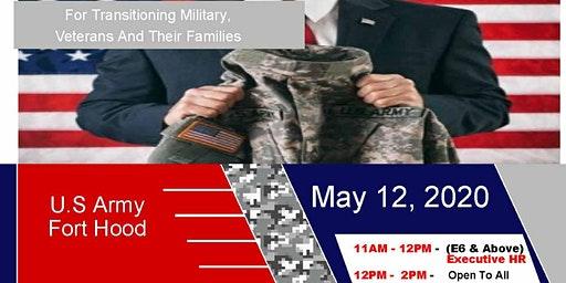 Fort Hood - Transition Expo - May 2020