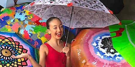 Brilliant Brolly - Umbrella Decoration Workshop tickets