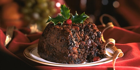 12 Days of Christmas: Christmas Pudding Making tickets