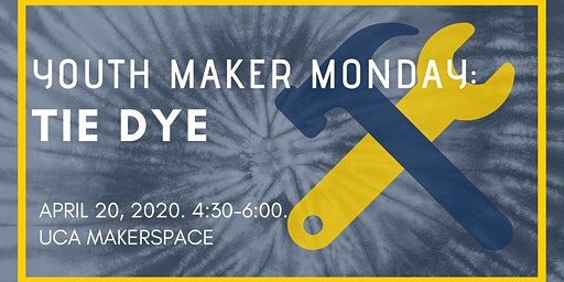 Youth Maker Monday: Tie Dye