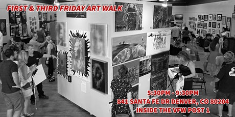 Art Walk at the VFW Post 1 Gallery tickets