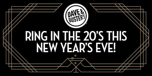 Dave & Buster's Palisades - New Years Eve Celebration 2020
