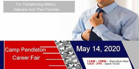 Camp Pendleton Job Fair - May 2020 tickets