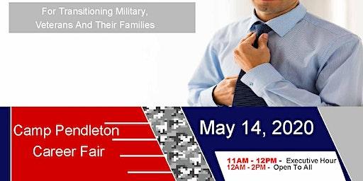 Camp Pendleton Job Fair - May 2020