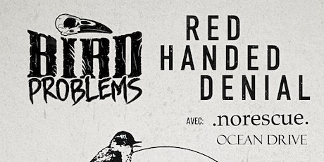 Bird Problems EP Release Show w/ Red Handed Denial + guests tickets