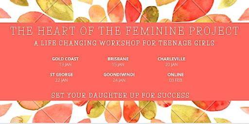 Heart of the Feminine Workshop - GOLD COAST