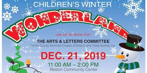 4th Annual Children's Winter Wonderland