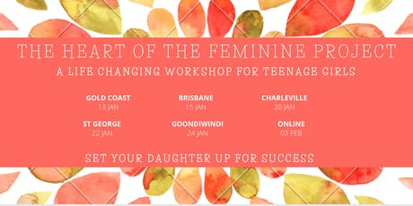 Heart of the Feminine Workshop - BRISBANE tickets
