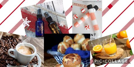 Pastries & Presents Make & Take- Christmas Style! tickets