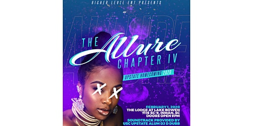 Higher LvL Entertainment Presents: The Allure: Chapter IV