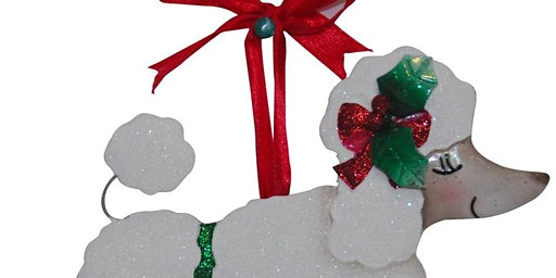 Poodle Pop-up:Holiday Drop-in