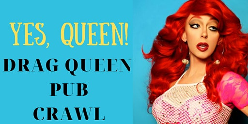 New Years Eve Drag Queen Pub Crawl